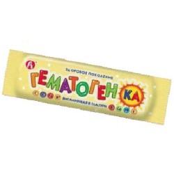 Гематоген, Гематогенка 40 г витаминная